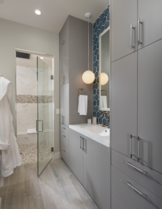 White bathroom remodeling ideas