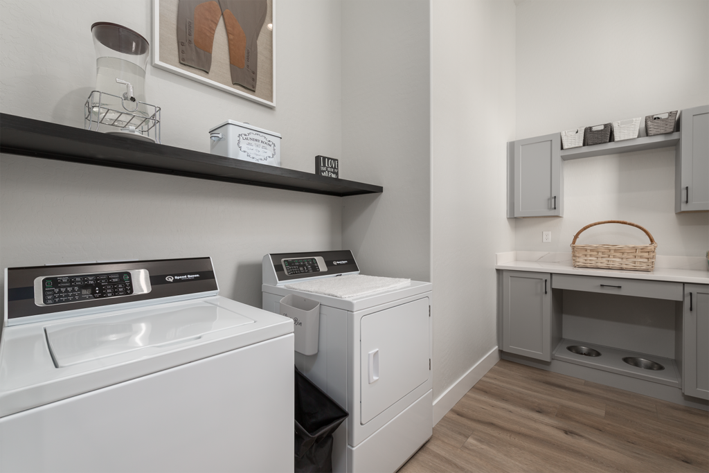 2021 Laundry Room Trends