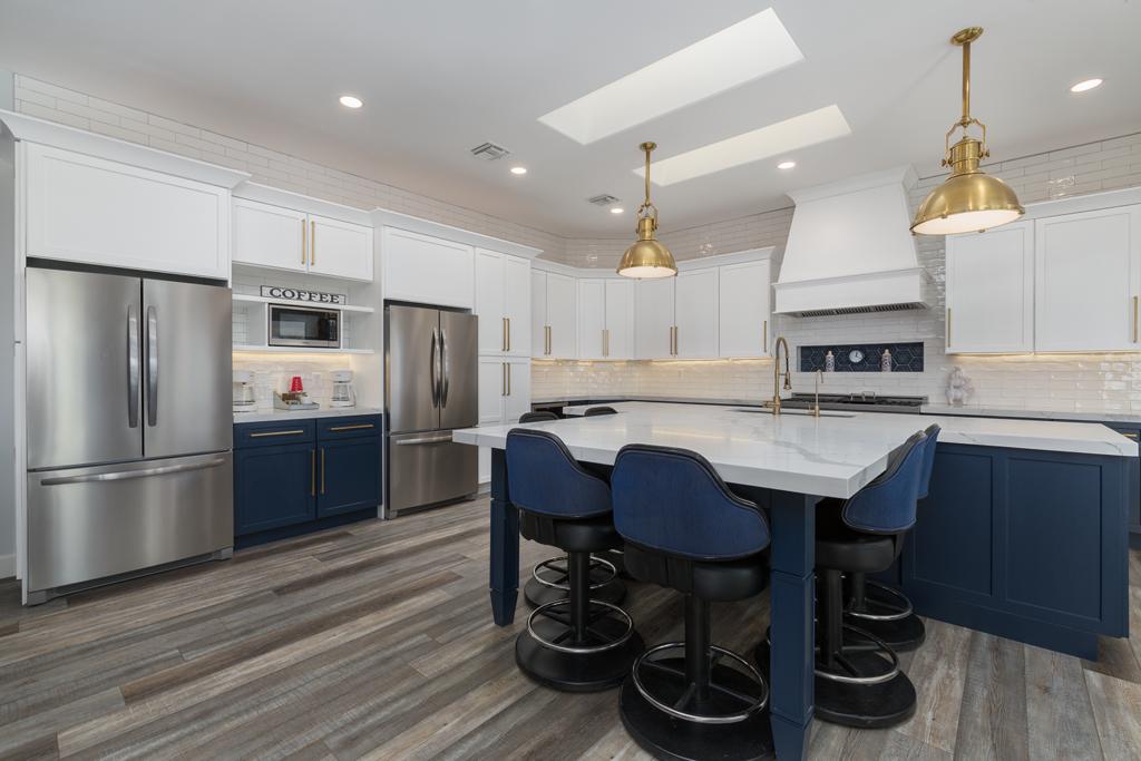 Luxury Custom Kitchen Cabinetry