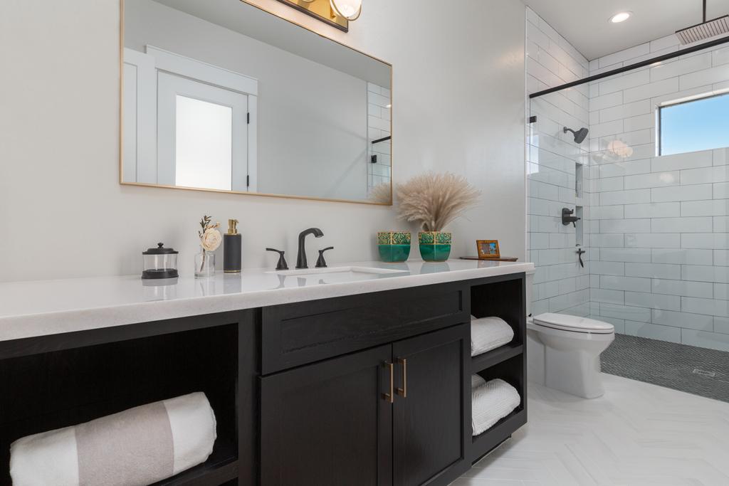 Luxury Henderson Bath Remodel
